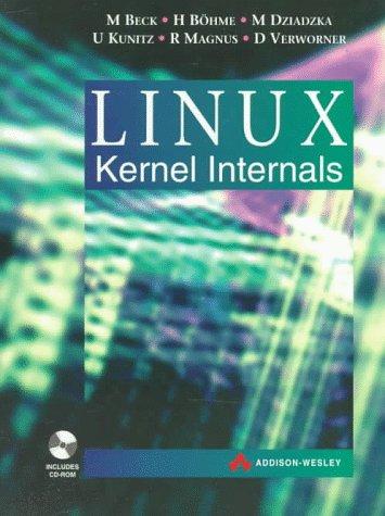 9780201877410: LINUX Kernel Internals