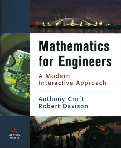 9780201877526: Mathematics for Engineers: A Modern, Interactive Approach