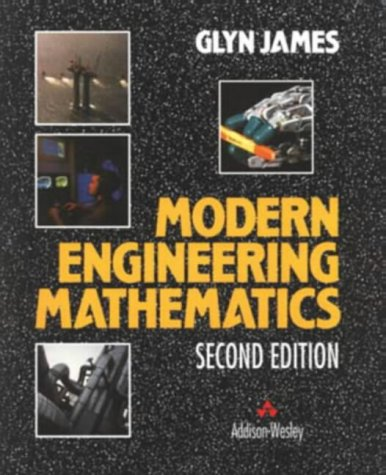 Modern Engineering Mathematics: James, Glyn, Burley,