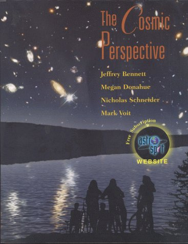 9780201878783: The Cosmic Perspective