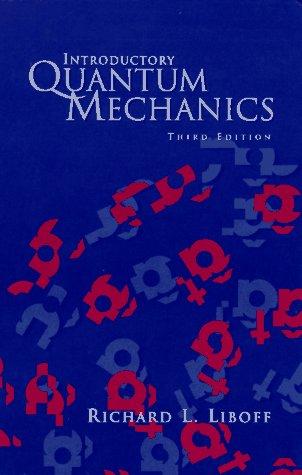 9780201878790: Introductory Quantum Mechanics