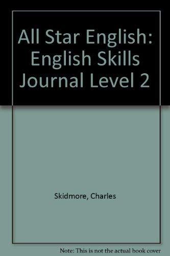 9780201880892: All Star English: English Skills Journal Level 2