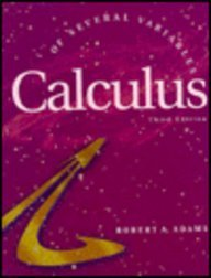 9780201881950: Calculus of Several Variables