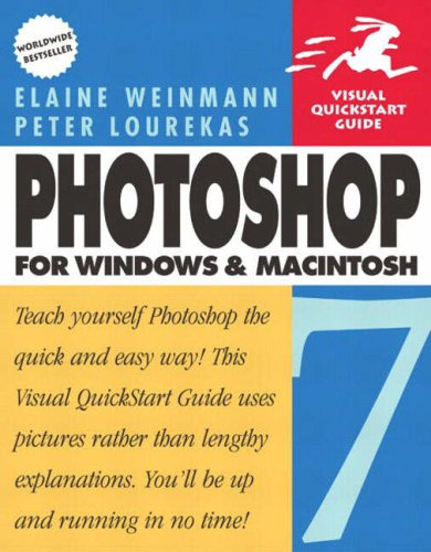 9780201882841: Photoshop 7 for Windows and Macintosh:Visual QuickStart Guide (Visual QuickStart Guides)