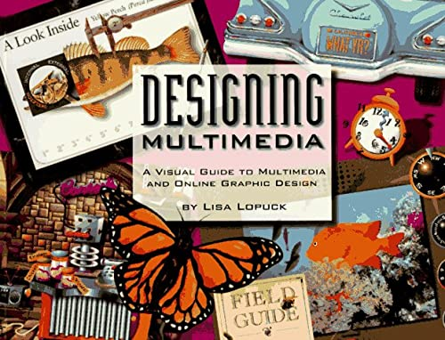 9780201883985: DESIGNING MULTIMEDIA: A Visual Guide to Multimedia and Online Graphic Design