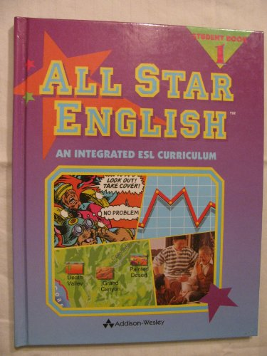 9780201885422: All Star English: Student's Book Level 1