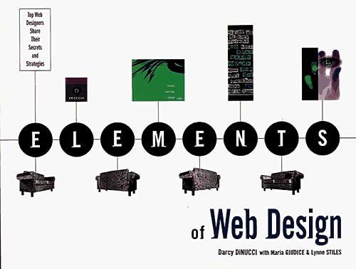 9780201885941: Elements of Web Design