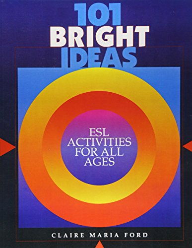9780201895292: 101 Bright Ideas: ESL Activities for All Ages