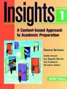 9780201898545: Insights 1: A Content-based Approach to Academic Preparation (Longman Academic Preparation Series)