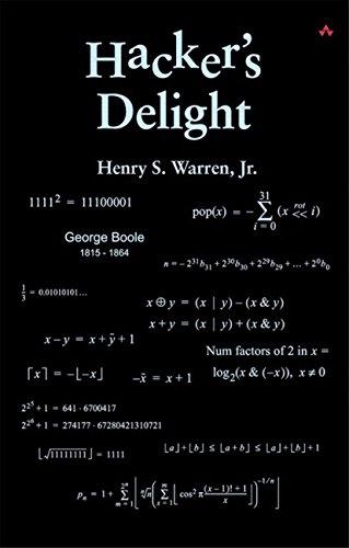 Hacker's Delight: Henry S. Warren