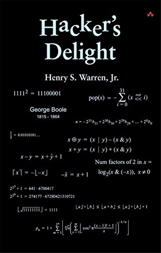 9780201914658: Hacker's Delight