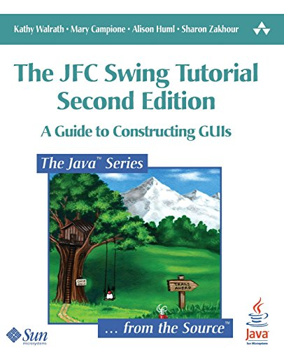 9780201914672: The Jfc Swing Tutorial: A Guide to Constructing Guis