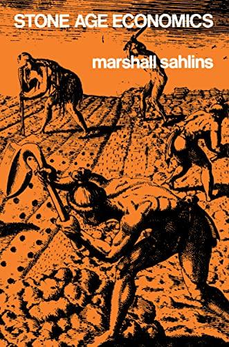 9780202010991: Stone Age Economics