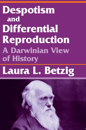 9780202011714: Despotism and Differential Reproduction: A Darwinian View of History