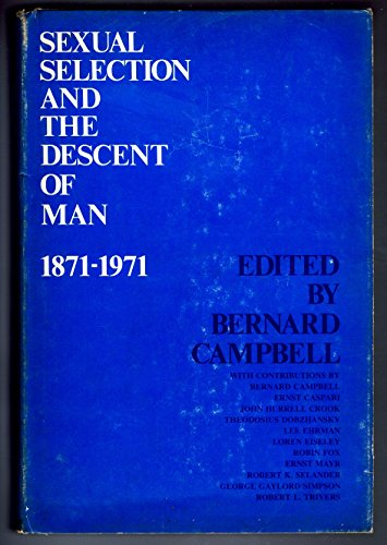 9780202020051: Sexual Selection and the Descent of Man: The Darwinian Pivot
