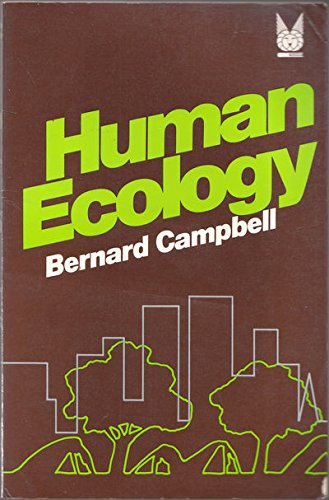 9780202020266: Human Ecology: The Story of Our Place in Nature from Prehistory to the Present