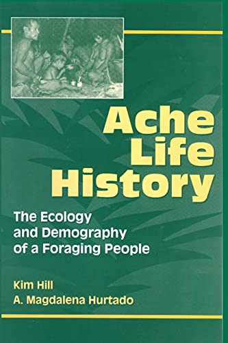 9780202020372: Ache Life History: The Ecology and Demography of a Foraging People (Foundations of Human Behavior)