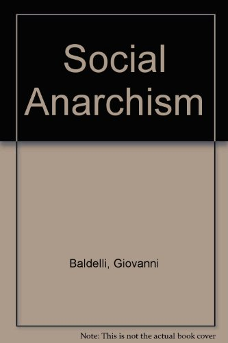 9780202241043: Social Anarchism