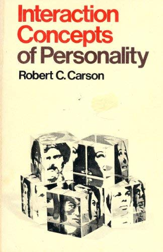 9780202250472: Interaction Concepts of Personality