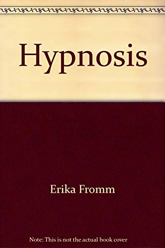 Hypnosis:Research Developments and Perspectives: Research Developments and Perspectives