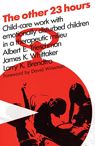 The Other 23 Hours: Child-Care Work with: Larry K. Brendtro;