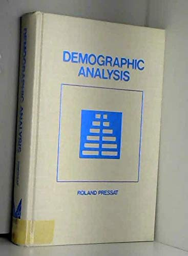 9780202300931: Demographic Analysis: Methods Results Applications