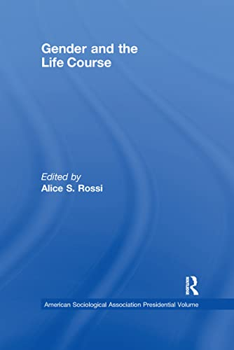 9780202303116: Gender and the Life Course