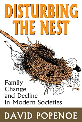 9780202303512: Disturbing the Nest: Family Change and Decline in Modern Societies