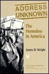 9780202303659: Address Unknown: The Homeless in America