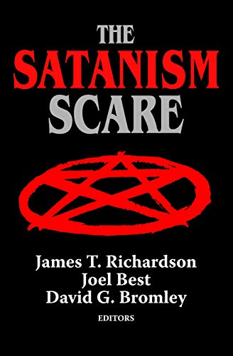 9780202303796: The Satanism Scare (Social Institutions & Social Change)
