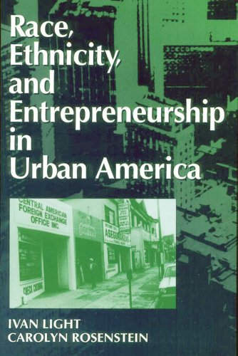 9780202305066: Race, Ethnicity, and Entrepreneurship in Urban America (Sociology and Economics)