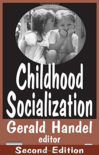 9780202306414: Childhood Socialization (Social Problems and Social Issues)