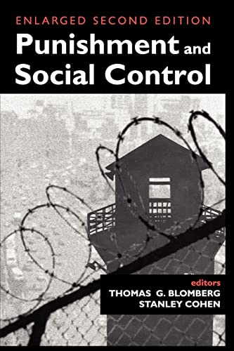 9780202307015: Punishment and Social Control: Essays in Honor of Sheldon L. Messinger (Social Problems & Social Issues)