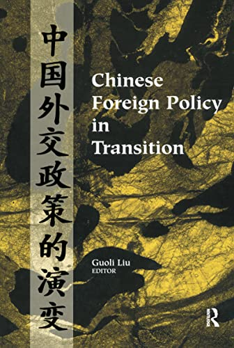 9780202307527: Chinese Foreign Policy in Transition