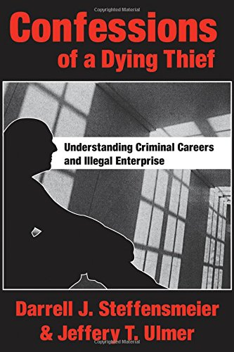 9780202307602: Confessions of a Dying Thief (NEW LINES IN CRIMINOLOGY)