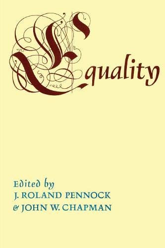 Equality: Chapman, John W.