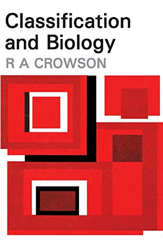 9780202309057: Classification and Biology