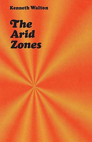 9780202309286: The Arid Zones