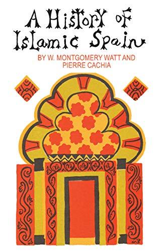9780202309361: A History of Islamic Spain