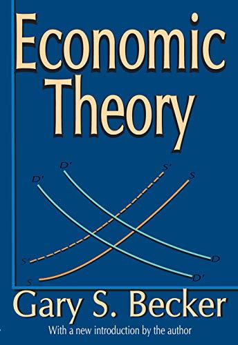 9780202309804: Economic Theory