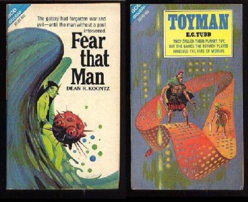 9780202314006: Fear That Man / Toyman (Ace Double, 23140)