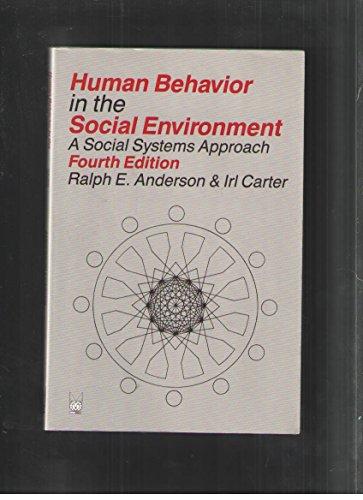 9780202360669: Human Behavior in the Social Environment: A Social Systems Approach