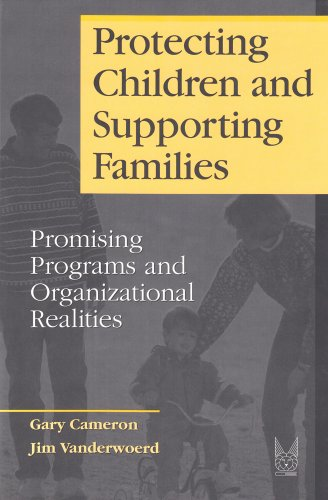 9780202361062: Protecting Children and Supporting Families: Promising Programs and Organizational Realities (Modern Applications of Social Work)