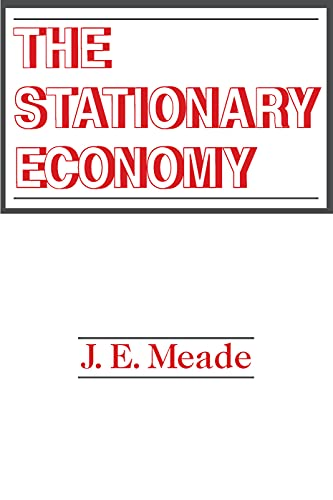 9780202361529: The Stationary Economy