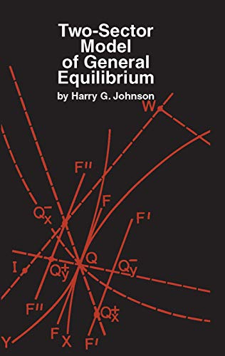 9780202361536: Two-Sector Model of General Equilibrium