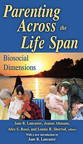 Parenting Across the Life Span: Jane B. Lancaster