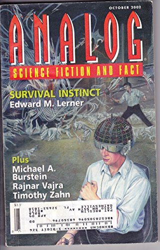 Analog Science Fiction and Fast, October 2002 (Volume CXXII, No. 10): Timothy Zahn, Rajnar Vajra, ...