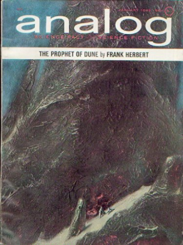 9780202865010: Analog Science Fiction and Fact, January 1965: Part 1 of *Prophet of Dune* (V...