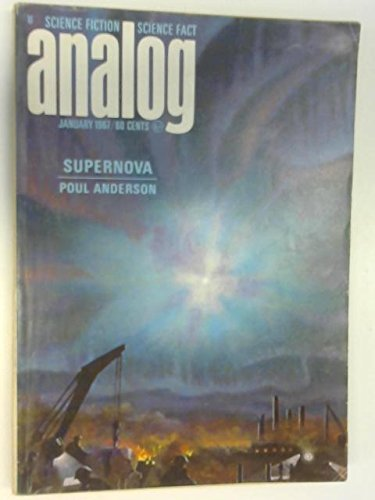 9780202867014: Analog Science Fiction and Fact, January 1967
