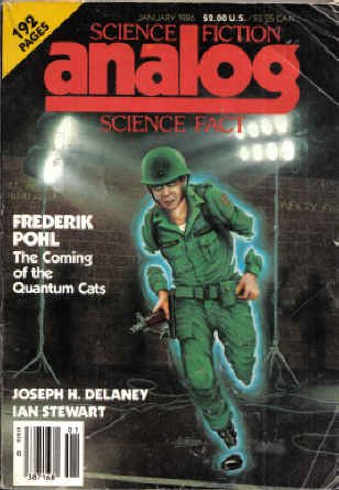 9780202886015: Analog Science Fiction Science Fact, January 1986 (Volume CVI No. 1) [Paperba...